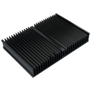 One-Stop Customized Aluminum Profile for Heat Sink (TS16949: 2008 Certified) pictures & photos