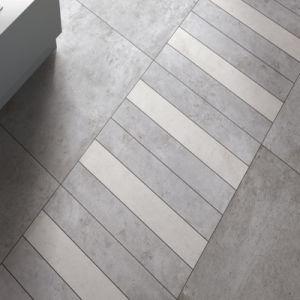 Slate Blue Color Cement Porcelain Matt Tile pictures & photos