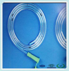 Medical Grade Plastic Punching Tube for Nelaton Catheter pictures & photos