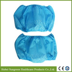 Disposable Machine Made Shoe Cover, Anti-Skid Shoe Cover pictures & photos