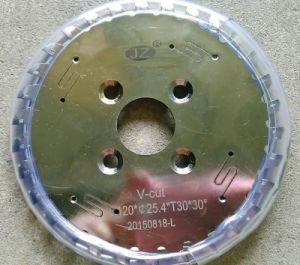 Jz30_100X40X3xt100 V-Cut cutter for PCB Jz-380 V-Grooving Machine pictures & photos