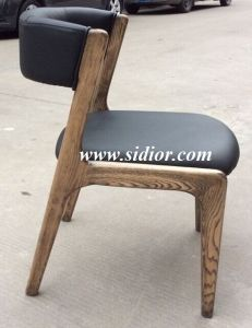 (SD-1027) Modern Restaurant Furniture Solid Wood Dining Chair pictures & photos