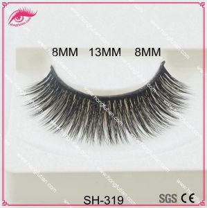 Large Stock Private Custom Eyelash Packaging with Artificial Mink Eyelashes pictures & photos