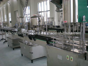 Automatic Linear Filling Capping Production Line for Mineral Water pictures & photos