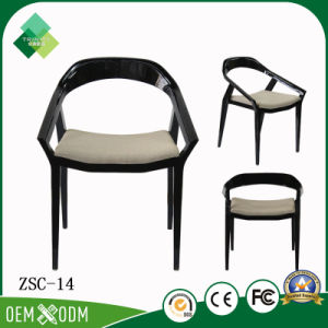 Modern Fashion Style Beech Hotel Armchair for Bedroom (ZSC-14) pictures & photos