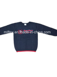 High Quality Velvet Knitted Apparel for Boys pictures & photos