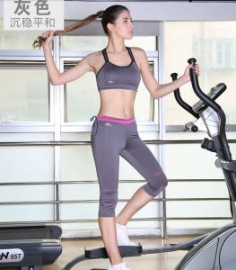 Sleeveless High Quality Classic Design Gym Clothing for Women pictures & photos