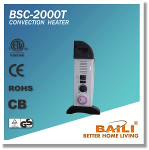 Popular 2000W Convection Heater with 24 Hours Timer pictures & photos