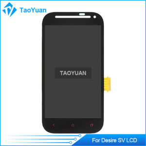 LCD Display Touch Screen Panel Glass Digitizer Assembly for HTC Desire Sv T326e