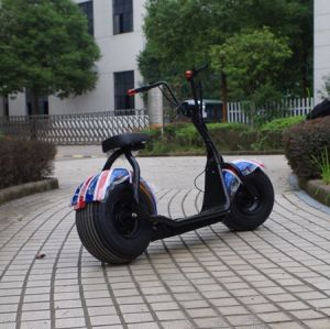 Newest UK Flag 1000W Fat Tire Mobility Scooter (JY-ES005) pictures & photos