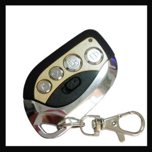 4 Buttons Rolling Code Remote Control for Car Alar (SH-FD095) pictures & photos