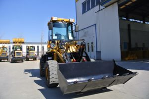 Chinese Official 1200kgs Small Loader for Sale pictures & photos