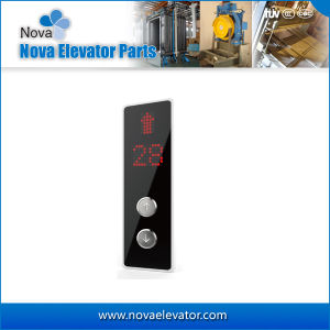Elevator Spare Part Lop Elevator Component Push Button and Display pictures & photos
