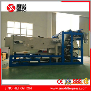 Belt Filter Press Popular Sludge Dewatering Machine pictures & photos