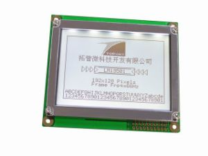 192X128 Graphic LCD Module Cog Type LCD Display (LM19501) pictures & photos