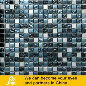 Sharp Stone Mosaic Tile Metalic Style 01 pictures & photos