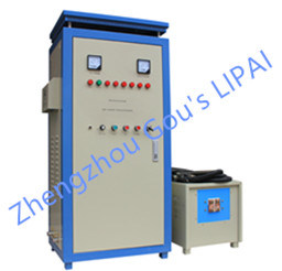High Frequency Train Wheel Induction Heating Quenching Machine for Sale. pictures & photos