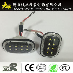 Wholesale LED Car Turn Outdoor Aportlight Pump Light pictures & photos