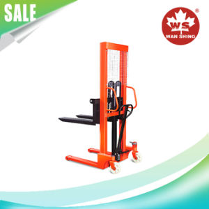 1- 2 Ton Hydraulic Hand Manual Stacker pictures & photos