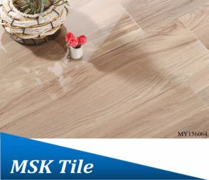 150X600 Full Polished Glaze Wood-Look Tile My156062 pictures & photos