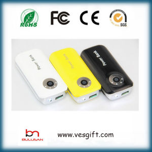Mobile Phoe Battery LED Flashlight Power Bank for Samsung/iPhone6/HTC pictures & photos