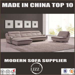 New Design with Arm Genuine Leather Sofa pictures & photos