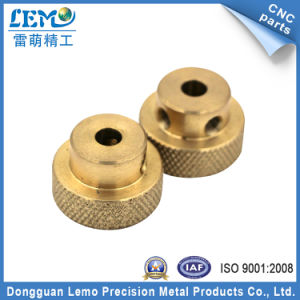 Precision CNC Machining Parts in Brass/Copper/Bronze Components (LM-1221E) pictures & photos
