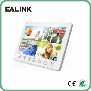 Electronic Indoor Monitor for Video Doorphone 10inch pictures & photos