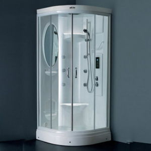 (K9714) Complete Sauna Steam Shower Room pictures & photos