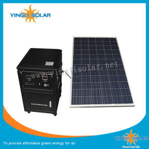 100W Ready Made Solar Power System Yingli pictures & photos