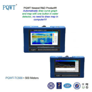 2017 New! 500m a Key to Map Deep Ground Water Detector pictures & photos