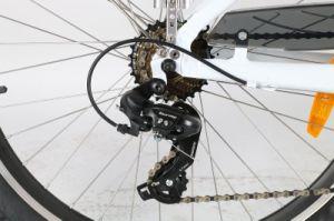 "26"" Step-Through Aluminum Alloy Electric Bike pictures & photos"