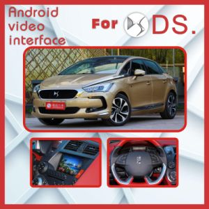 Android GPS Navigation Box for Citroen Ds5 Smeg+ System Video Interface pictures & photos