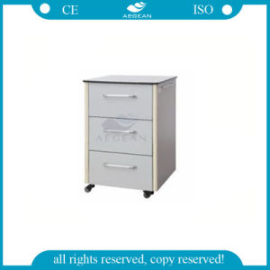 AG-Bc015 ABS Material with Drawer Furniture Hospital Cabinet Price pictures & photos