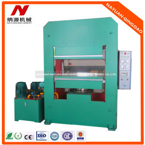 Plate Vulcanizing Press of Advanced Design pictures & photos