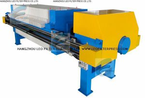 Leo Filter Automatic Operation and Control Filter Press pictures & photos