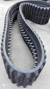 Yanmar Spare Parts Combine Harvester Rubber Crawler pictures & photos