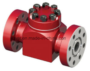 Check Valve Used in Oil Field with API 6A pictures & photos