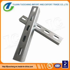 41*41mm 3 Length HDG Unistrut Channel pictures & photos