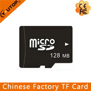 Low Price Chinese Factory Micro SD TF Memory Card C6 128MB pictures & photos