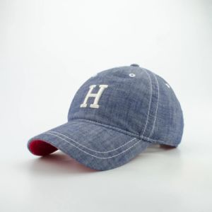 Brushed Cotton Twill Embroidery Sport Baseball Cap pictures & photos