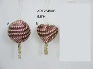 Christmas Tree Decoration Gift Balls-3asst pictures & photos