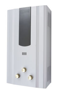 Elite Gas Water Heater with Summer/Winter Switch (JSD-SL38) pictures & photos