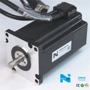 Closed Loop Stepping Motor with Encoder Control pictures & photos