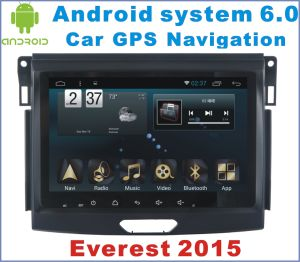 Android System 6.0 Car GPS for Ford Everest 2015 with Car Navigation pictures & photos