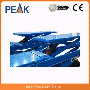 4000kgs Light Duty Scissors Automotive Lift with Ce Approval (DX-4000A) pictures & photos