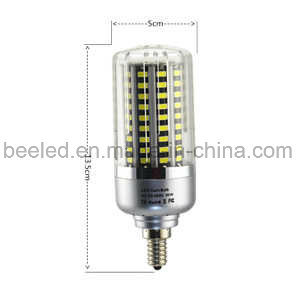 LED Corn Light E12 20W Cool White Silver Color Body LED Bulb Lamp pictures & photos