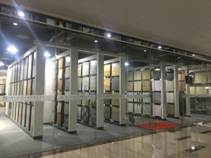 Italian New Cement Look Design Ceramic Floor Tile (Lx6615W) pictures & photos