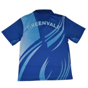 Wholesale Custom School Shirt/Sublimation School Uniform pictures & photos