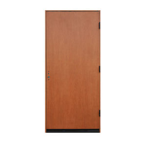 Polyurethane Foam Core Exterior Door pictures & photos